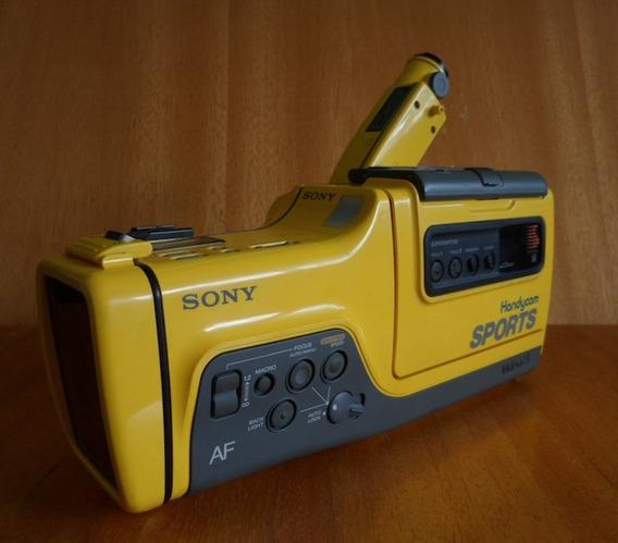 Sony Handycam Sports Ccd Sp5 Restauro Peças Coleção Etc