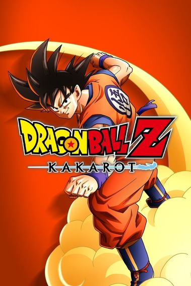 Dragon Ball Z Kakarot-pc-dvd(midia Fisica)