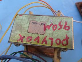 Transformador Original Do Som Polyvox 950m
