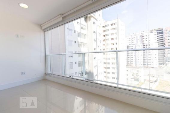 Apartamento No 9º Andar Com 1 Dormitório E 1 Garagem - Id: 892948448 - 248448