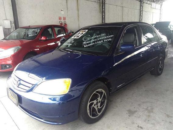 Honda Civic Lx 1.7 16v 2002