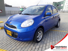 Nissan March Sense Mecanica 4x2 Gasolina