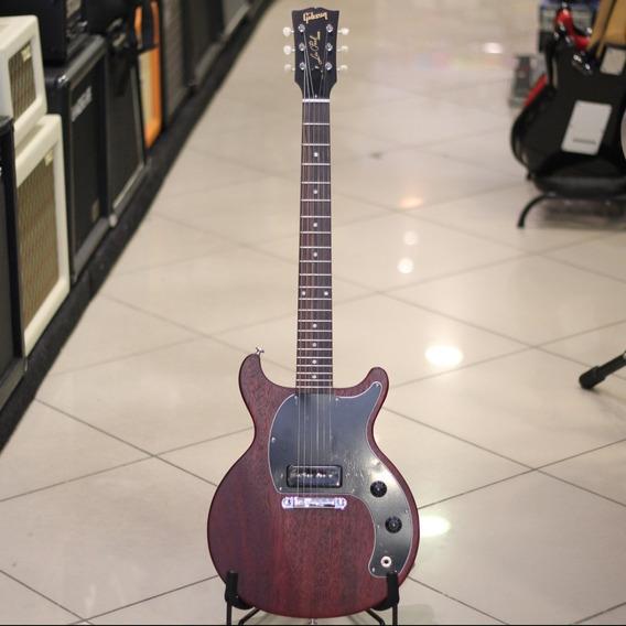 Guitarra Gibson Dc Jr Doublecut Worn Cherry Seminova
