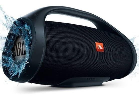 Promoçao Bombox Grande 34cm Brinde Pendrive 16gb+carregador