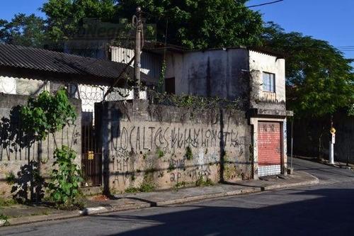 Terreno Para Venda, 0.0 M2, Vila Clarice - São Paulo - 1610