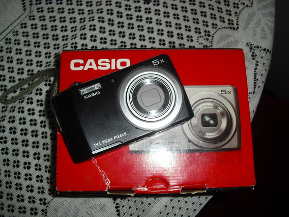 Cámara Casio Digital X5 Zomm 14.1 Megapixeles