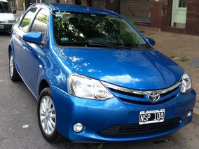 Toyota Etios 1.5 Xls Impecable Muy Cuidado