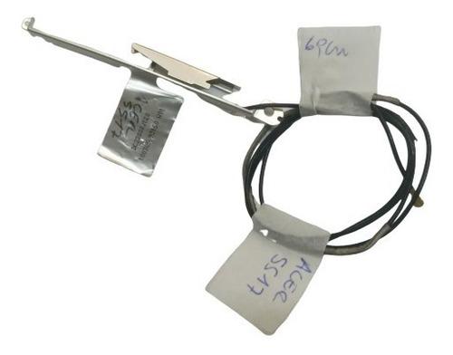 Antena Wifi 69cm Emachine E525 E727 E725 Acer 5734 5532 5517