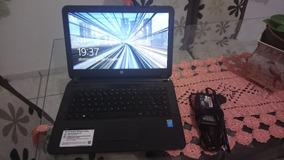 Notebook Hp Core I3-4005u 4gb Hd 500gb