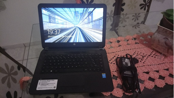 Notebook Hp Core I3-4005u 4gb Hd 500gb
