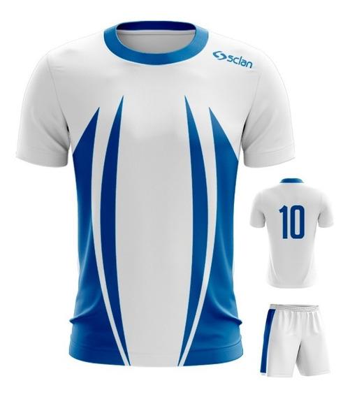 Camisa Time De Futebol Dry Fit - Cod. 007