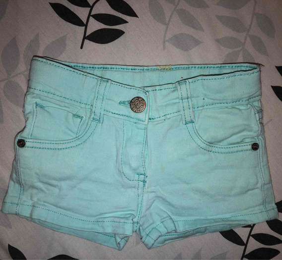 Short De Nena Advanced Color Aqua