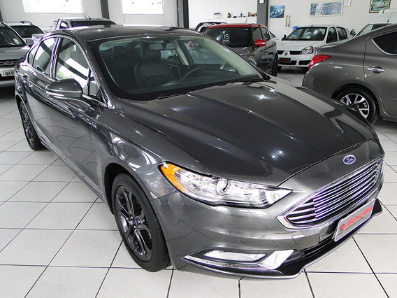Ford Fusion Sel Aut. 4p