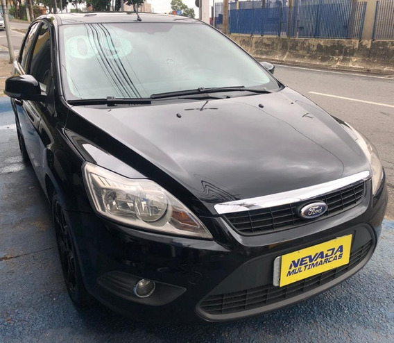 Ford Focus Ghia 2009 2.0 Gasolina Preto