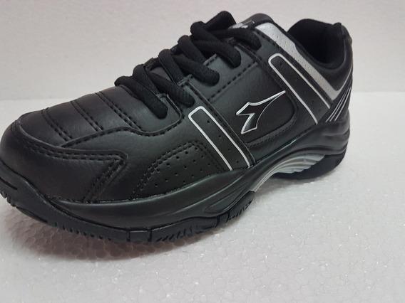 Zapatillas Diadora Niños Tenis Escolar