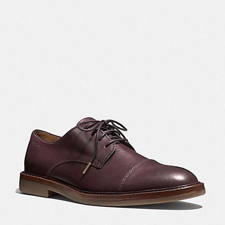 Coach Zapatos Talla 6.5 Mx / 8.5 Us Color Mahogany