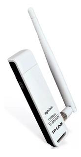 Adaptador Red Wifi Inalambrica Usb Alta Potencia 4dbi Wn722