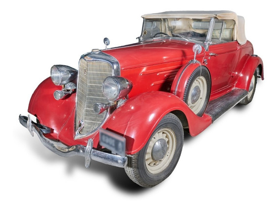 Dodge 1934 Dr Roadster