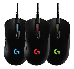 Mouse Logitech G403 Prodigy Rgb Gaming 12000dpi !lançamento!