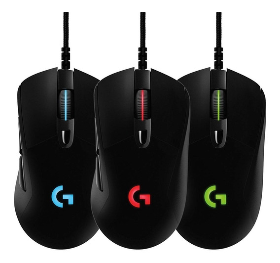 Mouse Logitech G403 Prodigy Rgb Gaming 12000dpi + Nfe