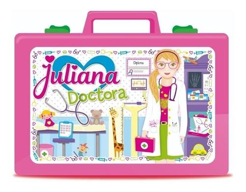 Juliana Valija Doctora Chica Original New Pce D012 Bigshop