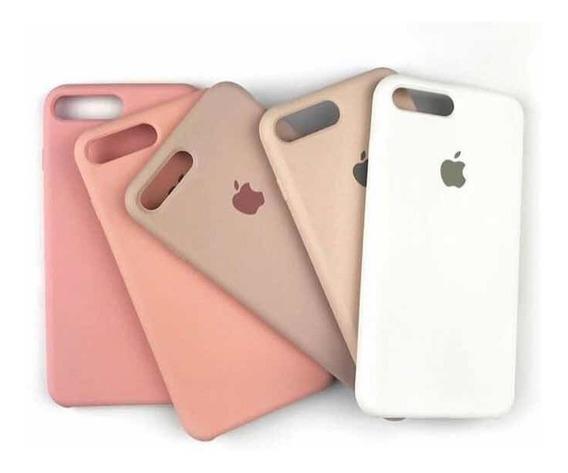 Capa Case Apple Original Todas As Cores