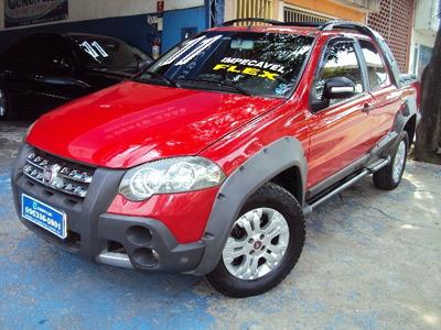 Fiat Strada Cab.dupla Adventure 2011 Com Locker