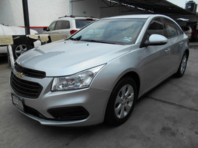 Chevrolet Cruze 2015 Manual Seminuevo Factura Original Agenc