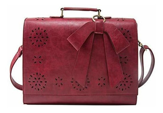 Portafolios Para Dama En Cuero Sintetico Bolsos Bandoleros C