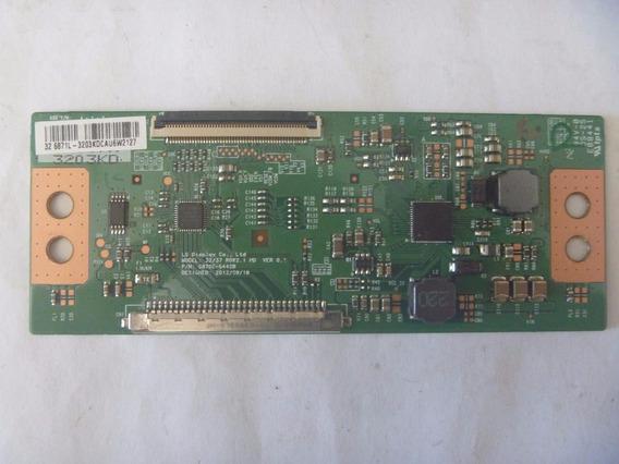 Placa T-con Semp Ve32l2400 32/37 Row2.1 Hd Ver 0.1