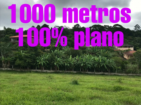 32c*terreno 100% Plano Promto Para Construir