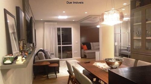 Imagem 1 de 30 de Lindo Apartamento No Edifício Central Park - Indaiatuba - Ap00442 - 34206455