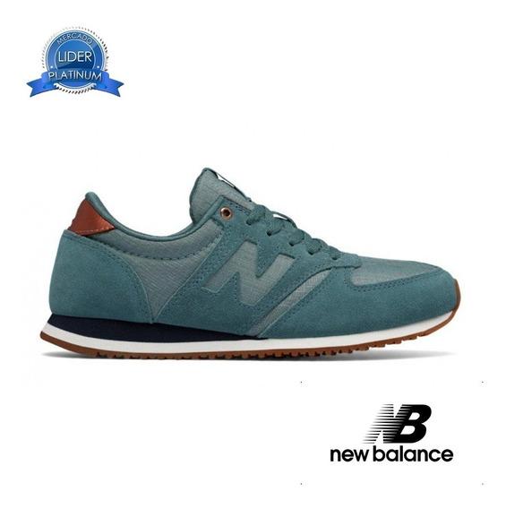 Zapatillas New Balance Azul Wl420sca Celeste Wl420scc Mujer