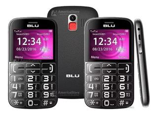 Celular Blu Joy J010 Dual Sim Tela 2.4 Cam. Vga P\ Idosos