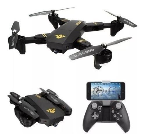 Drone Visuo Xs809w Com Câmera Hd