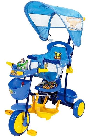 Toy Story Disney Triciclo Basic Original Bebito 8001 Bigshop