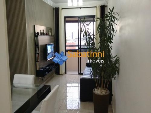 Apartamento A Venda Em São Paulo Tatuape - Ap02973 - 68572014