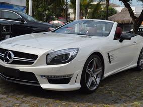 Mercedes Benz Clase Sl 65 2013 Amg Blanco
