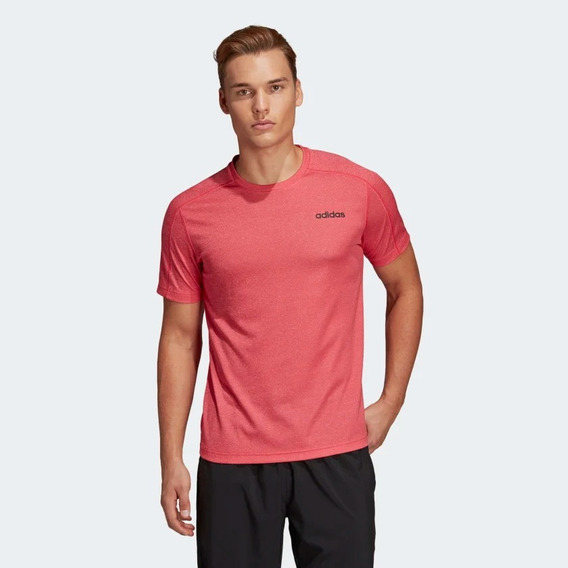 adidas Camiseta D2m Tee Ht Playera Xl Hombre Caballero