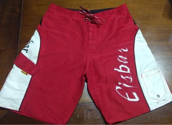 Pantalon Corto Hombre Baño Playa Eisbar