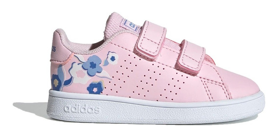 Zapatilla adidas Niña Infantil Advantage I Rosa Ras
