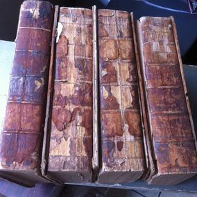Bíblia Protestante Comentada Antiga Em 4 Volumes ( Inglês )
