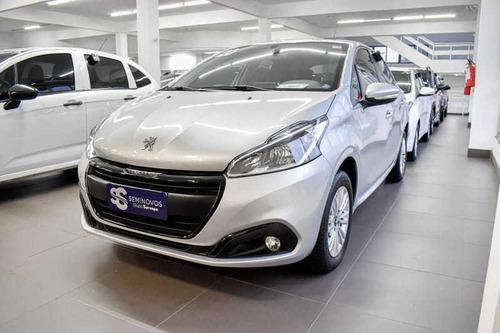 Imagem 1 de 15 de Peugeot 208 1.6 Active Pack 16v Flex 4p Automatico 2020