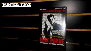 Max Payne, Juge De Pc, Computadora, Original, Tel. 35846340