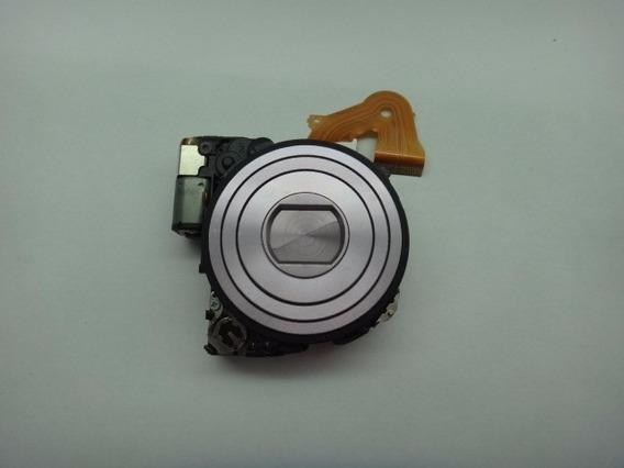 Bloco Ótico Sony Dsc-w630 W570 Wx7 Wx50 Violeta **seminovo**