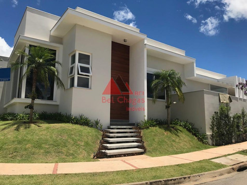 Casa Com 4 Suítes À Venda, 230 M² Por R$ 1.495.000 - Condomínio Residencial Giverny - Sorocaba/sp - Ca0264
