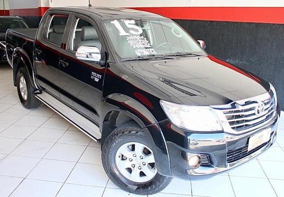 Toyota Hilux Cabine Dupla Hilux 2.7 Srv Cd 4x2 (flex) (aut)