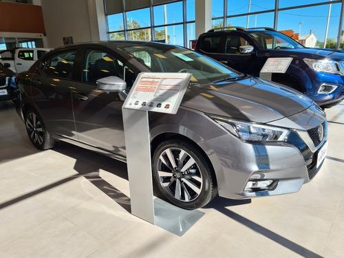 Nissan Versa Exclusive Cvt 0km Y Financiado!