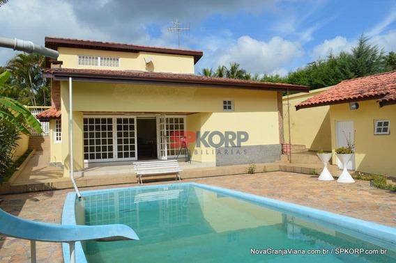 Casa Residencial Para Venda E Locação, Nova Higienópolis, Jandira - Ca1530. - Ca1530