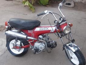 Honda Dax Japonesa Modelo 93 En Estado Original !!!